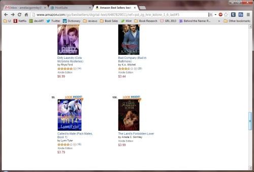 TLFL Amazon Top 100-2